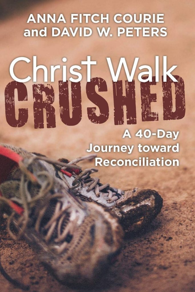 christ's walk crushed