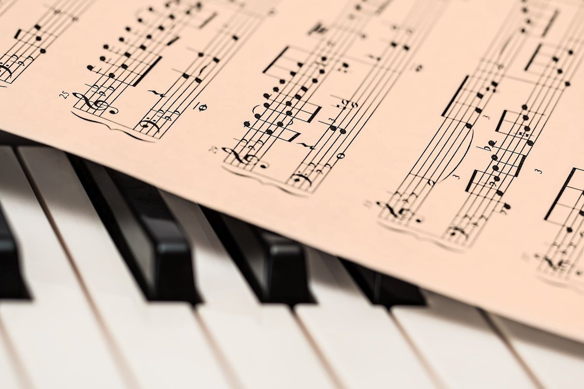 how to take piano lessons
